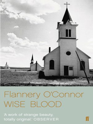 cover image of Wise Blood