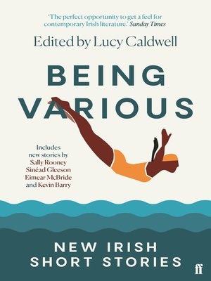 cover image of Being Various