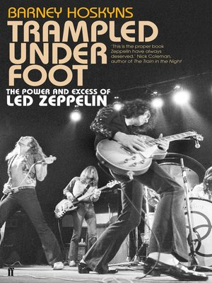 cover image of Trampled Under Foot