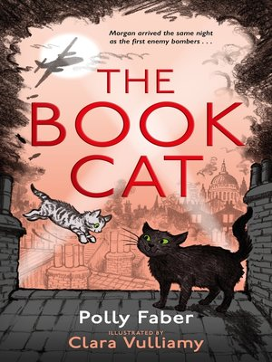 cover image of The Book Cat