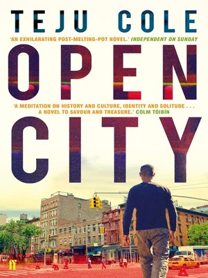 cover image of Open City