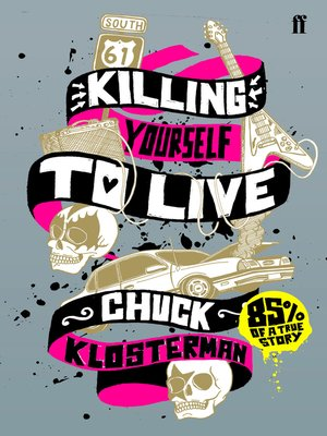 cover image of Killing Yourself to Live