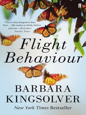 cover image of Flight Behaviour