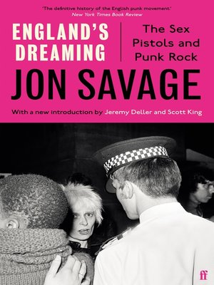 cover image of England's Dreaming