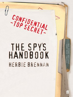 cover image of The Spy's Handbook