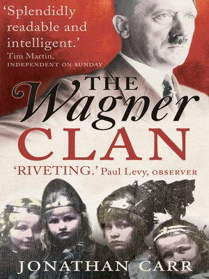 cover image of The Wagner Clan
