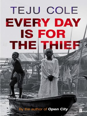 cover image of Every Day is for the Thief