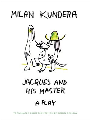 cover image of Jacques and his Master