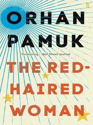 cover image of The Red-Haired Woman