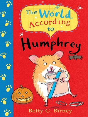 cover image of The World According to Humphrey