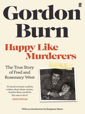 cover image of Happy Like Murderers
