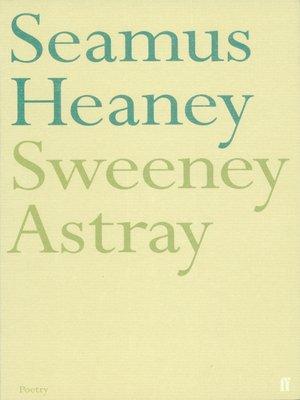 cover image of Sweeney Astray