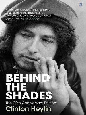 cover image of Behind the Shades