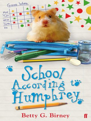 cover image of School According to Humphrey