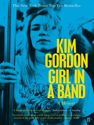 cover image of Girl in a Band