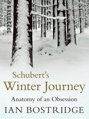 cover image of Schubert's Winter Journey