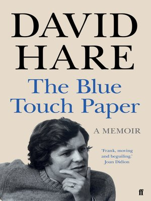 cover image of The Blue Touch Paper