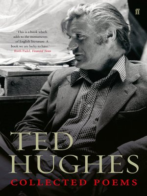cover image of Collected Poems of Ted Hughes