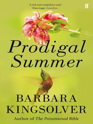 cover image of Prodigal Summer