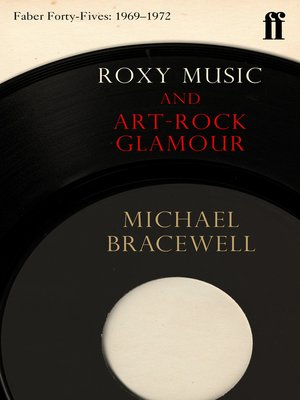 cover image of Roxy Music and Art-Rock Glamour