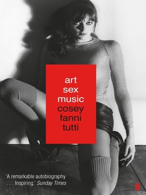 cover image of Art Sex Music