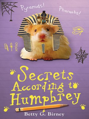 cover image of Secrets According to Humphrey