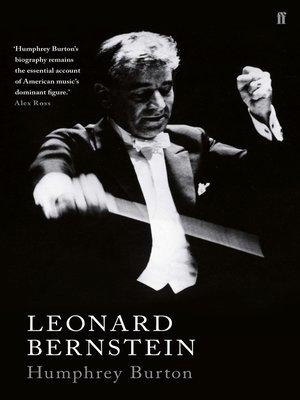 cover image of Leonard Bernstein