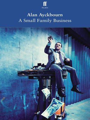 cover image of A Small Family Business