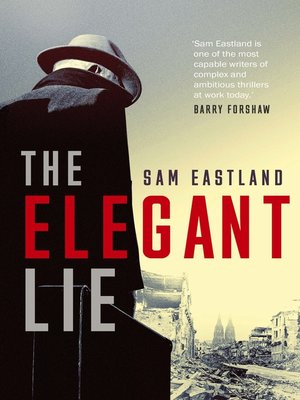 cover image of The Elegant Lie