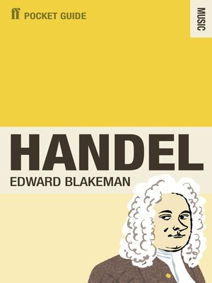 cover image of The Faber Pocket Guide to Handel