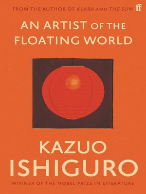 cover image of An Artist of the Floating World