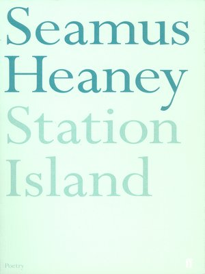 cover image of Station Island