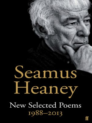 cover image of New Selected Poems 1988-2013