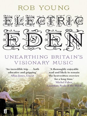 cover image of Electric Eden
