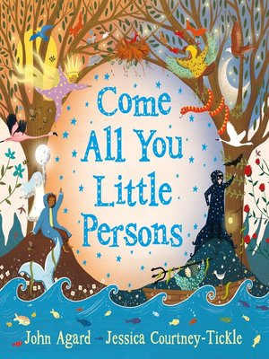 cover image of Come All You Little Persons