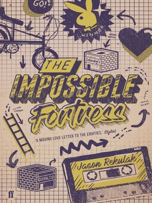 cover image of The Impossible Fortress