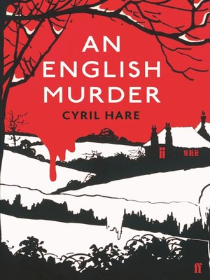 cover image of An English Murder