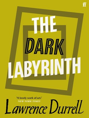 cover image of The Dark Labyrinth
