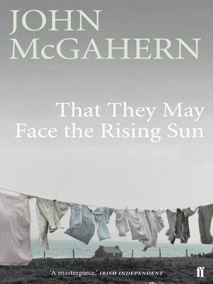 cover image of That They May Face the Rising Sun