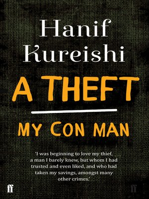 cover image of A Theft