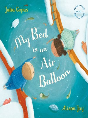 cover image of My Bed is an Air Balloon