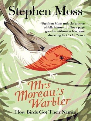 cover image of Mrs Moreau's Warbler