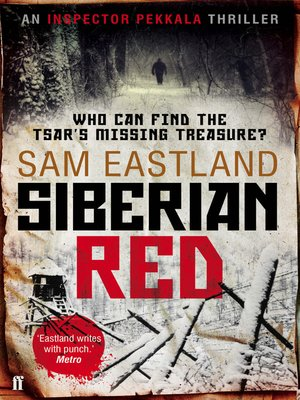 cover image of Siberian Red