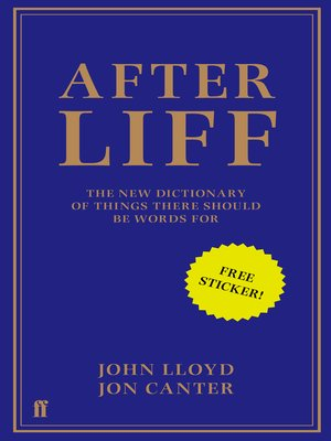 cover image of Afterliff