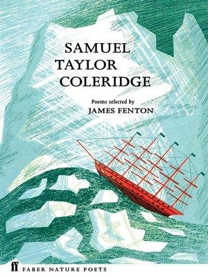 cover image of Samuel Taylor Coleridge