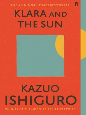 cover image of Klara and the Sun