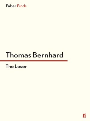 cover image of The Loser