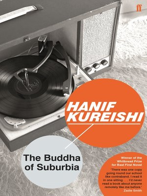 cover image of The Buddha of Suburbia