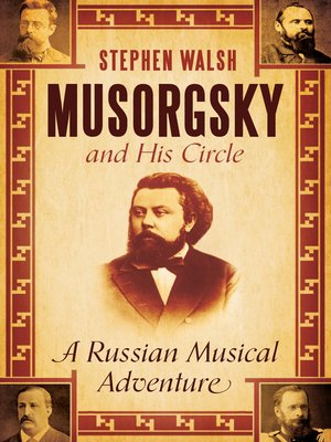 cover image of Musorgsky and His Circle