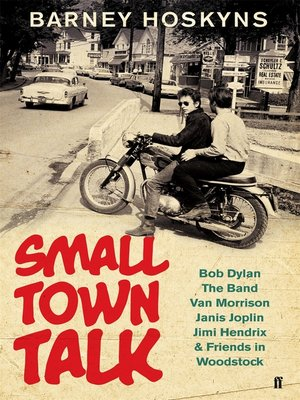 cover image of Small Town Talk